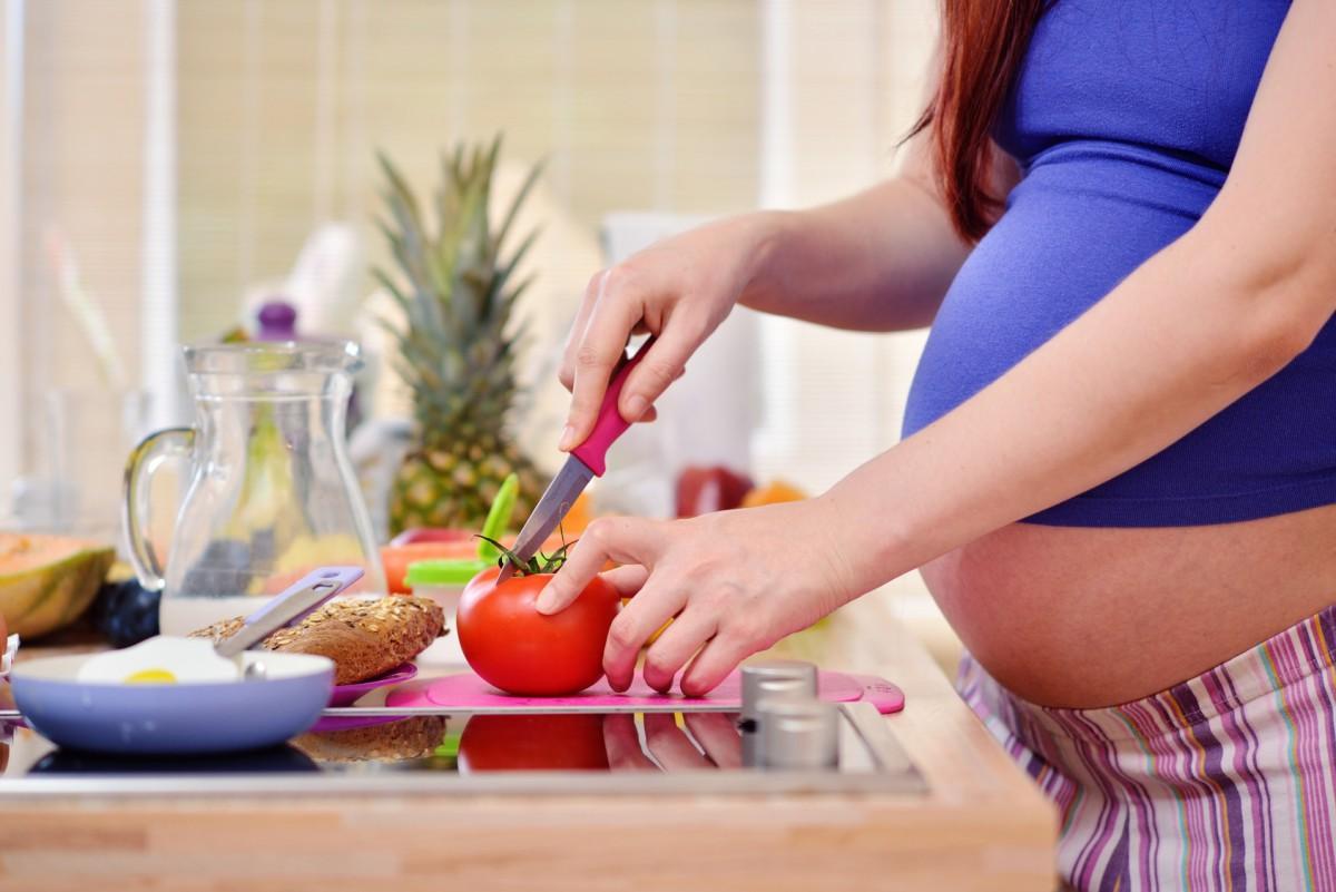 На какой диете сидят беременные