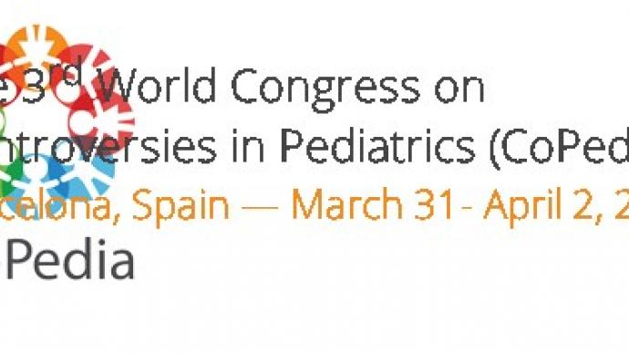 3rd World Congress on Controversies in Pediatrics (CoPedia)