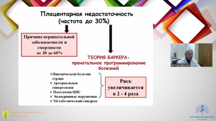 Шугинин И.О. - Эффективность использования термического гелиокса у беременных с фетоплацентарной недостаточностью