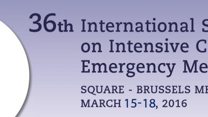 36th International Symposium on Intensive Care and Emergency Medicine