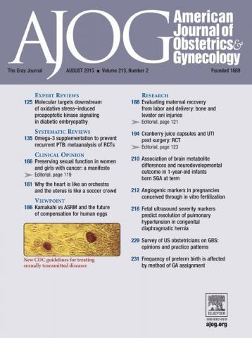 Животная модель  хориоамнионита при доношенной беременности